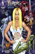 Tarot Witch of the Black Rose (2000) 49A
