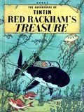 Adventures of Tintin Red Rackham's Treasure GN (1974 LBC) 1-1ST