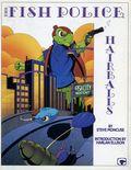 Fish Police Hairballs TPB (1987 Comico) 1-1ST