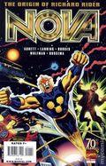 Nova The Origin of Richard Rider (2009 Marvel) 1