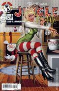 Jingle Belle Santa Claus vs. Frankenstein (2008) 0B
