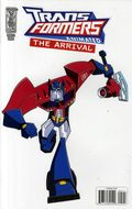 Transformers Animated The Arrival (2008) 5C