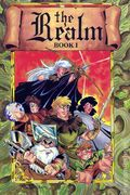 Realm TPB (1990 Caliber) By Ralph Griffith 2nd Edition 1-1ST