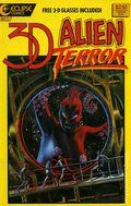 3-D Alien Terror (1986) 1B&WSPECIAL