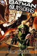 Batman and the Outsiders TPB (2008-2009 DC) By Chuck Dixon 2-1ST
