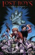 Lost Boys Reign of Frogs TPB (2009 DC/Wildstorm) 1-1ST