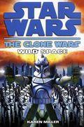Star Wars Clone Wars Wild Space SC (2008 Novel) 1-1ST