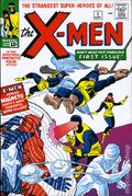 X-Men Omnibus HC (2009 Marvel) By Stan Lee and Jack Kirby 1A-1ST