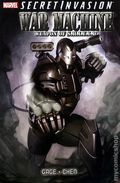 Secret Invasion War Machine TPB (2009) 1-1ST