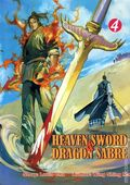 Heaven Sword and Dragon Sabre GN (2002-2004 Comics One) 4-1ST