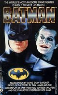 Batman The Movie PB (1989 A Warner Novel) 1-REP