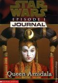 Star Wars Episode I Journal Queen Amidala SC (1999 Scholastic) 1-1ST