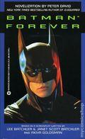Batman Forever PB (1995 Warner Novel) 1-1ST
