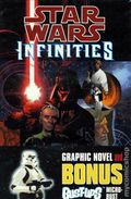Star Wars Infinities A New Hope TPB and Bust-Up (2005) 1B