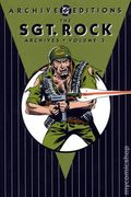 DC Archive Editions Sgt. Rock HC (2002-2012 DC) Our Armies at War 3-1ST