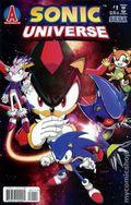 Sonic Universe (2009) 1A