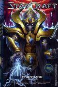 StarCraft Frontline GN (2008-2009 Tokyopop Digest) 1st Edition 3-1ST