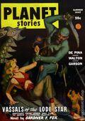 Planet Stories Summer 1947 Replica SC (2008) 1-1ST