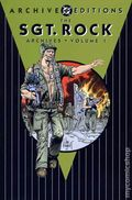 DC Archive Editions Sgt. Rock HC (2002-2012 DC) Our Armies at War 1-REP