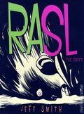 Rasl TPB (2008 Cartoon Books) 1st Edition 1-1ST