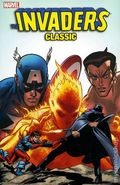 Invaders Classic TPB (2007-2010 Marvel) 3-1ST