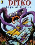 Steve Ditko Edge of Genius TPB (2008 Pure Imagination) 1-1ST
