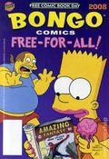 Bongo Comics Free-For-All (2005 Bongo Comics) FCBD 2008