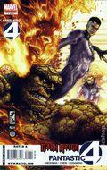 Dark Reign Fantastic Four (2009) 1A