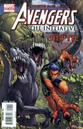 Avengers The Initiative Featuring Reptil (2009) 1