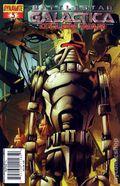 Battlestar Galactica Cylon War (2009) 3A