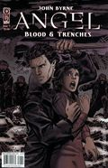 Angel Blood and Trenches (2009 IDW) 1A