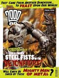 2000 AD (1977 IPC/Fleetway/Rebellion) UK 1534