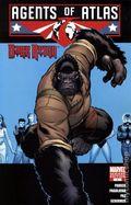 Agents of Atlas (2009 Marvel) 1B