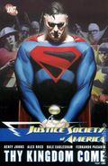 Justice Society of America Thy Kingdom Come TPB (2009-2010 DC) 1-1ST