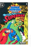 Super Powers Collection Mini Comic (1983) 1