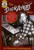 Dick Ayers Story An Illustrated Autobiography GN (2005 Mecca Comics Group) 1-1ST