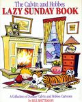 Calvin and Hobbes Lazy Sunday Book TPB (1989 Andrews McMeel) 1-1ST