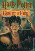 Harry Potter and the Goblet of Fire HC (2000 Novel) 1-1ST