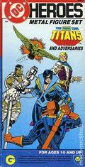 DC Heroes New Teen Titans Metal Figure Set (1985 RPG) 0F