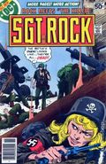 Sgt. Rock (1977) Mark Jewelers 322MJ