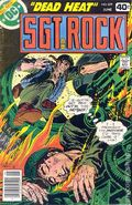Sgt. Rock (1977) Mark Jewelers 329MJ