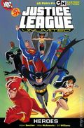 Justice League Unlimited Heroes TPB (2009 DC) 1-1ST