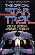 Official Star Trek Quiz Book SC (1985) 1-1ST
