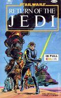 Marvel Comics Illustrated Version of Star Wars Return of the Jedi PB (1983 Marvel) 1-1ST