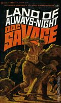 Doc Savage PB (1964-1985 Bantam Novel Series) 13-1ST