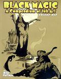 Black Magic A Compendium of Ink Art SC (2008) 1-1ST
