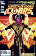 Green Lantern Corps (2006) 35A