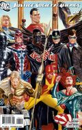 Justice Society of America (2006-2011 3rd Series) 26A