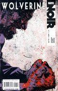 Wolverine Noir (2009 Marvel) 1A