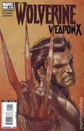 Wolverine Weapon X (2009 Marvel) 1A